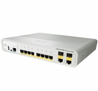 Коммутатор Cisco Catalyst WS-C3560CG-8PC-S