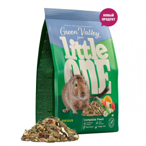 Корм для дегу Little One Green Valley Degus 750 гр