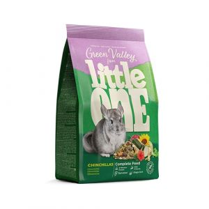 Корм для шиншилл Little One Green Valley Chinchillas из разнотравья 750 гр