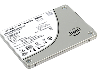 Жесткий диск Intel SSDSC2BA200G401
