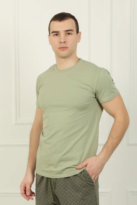"Мужская футболка ""Family Look 1З"", фулайкра"