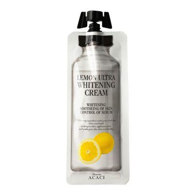 Chamos Acaci Омолаживающий крем для лица с экстрактом лимона без консервантов 12 мл