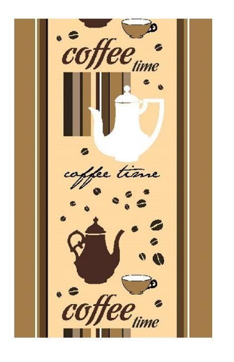 Полотенце вафельное 45х60 Кофе&Чай 165821