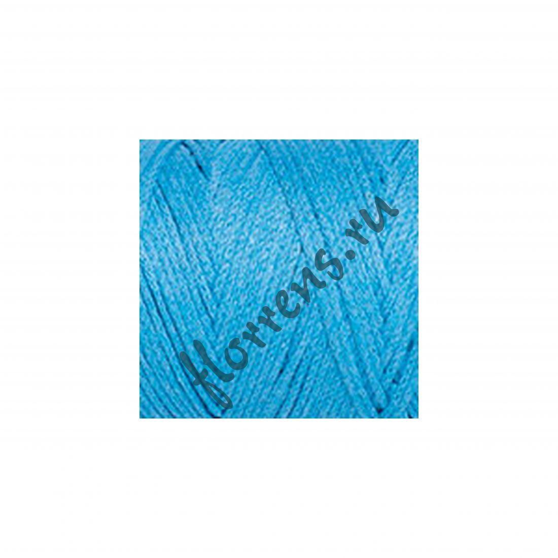 Пряжа Yarnart Macrame cotton / 785 бирюза