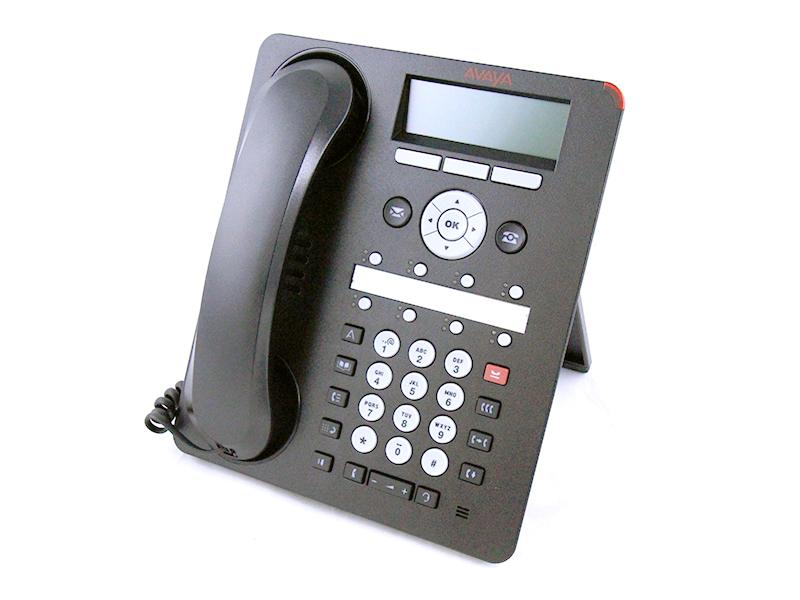 IP-телефон AVAYA 1608-I BLK б/у