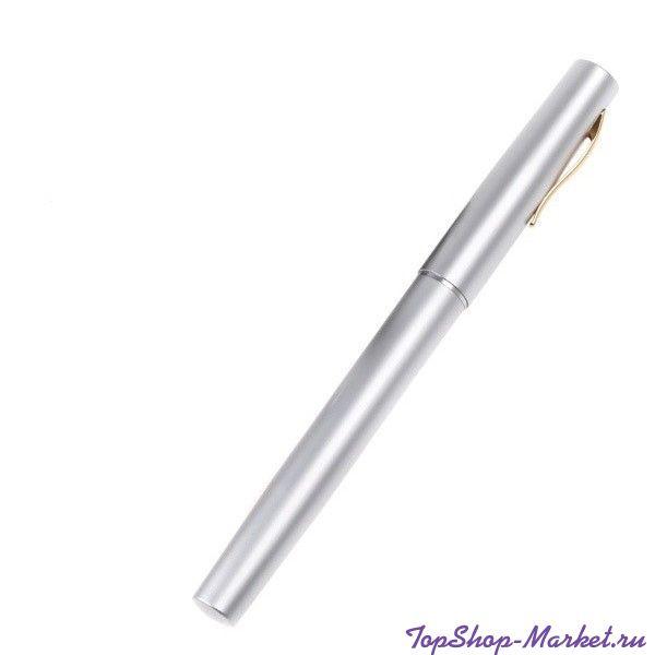 Карманная удочка в виде ручки FISHING ROD IN PEN CASE, Цвет: Серый