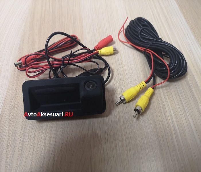 Камера заднего вида Форд S-Max в ручку багажника. Доставка по России - Авто Аксессуары
