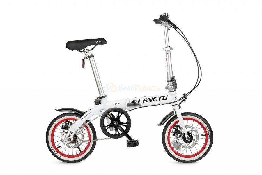 Велосипед складной Langtu TF100 14 (2019)