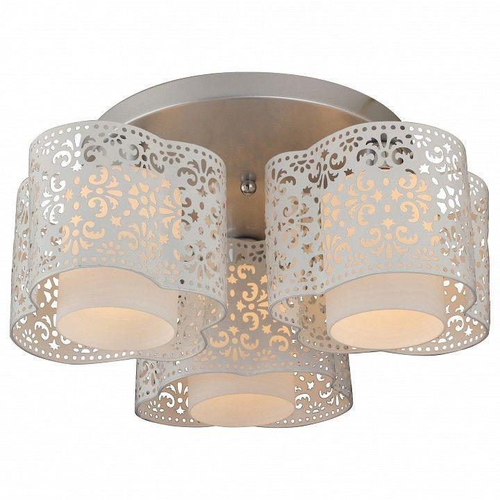 Потолочная люстра Arte Lamp Helen A8348PL-3WH