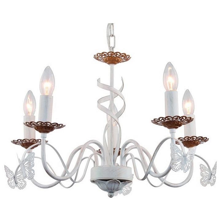 Подвесная люстра Arte Lamp Ali A6114LM-5WG