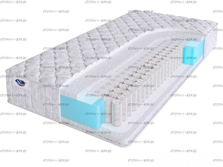Матрас Start TWIN FIBER Sky Sleep S500