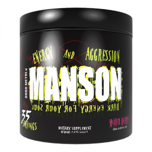 DARK METAL MANSON, 263 гр