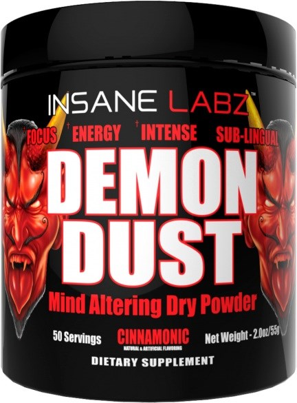 Insane labz Demon Dust, 55 порций