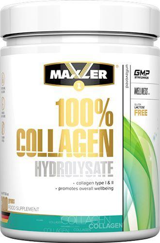 100% Сollagen Hydrolysate от Maxler, 300 гр_