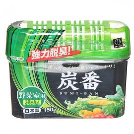 ДЕЗОДОРАНТ - ПОГЛОТИТЕЛЬ неприятных запахов для холодильника,с древесным углем (овощная камера)