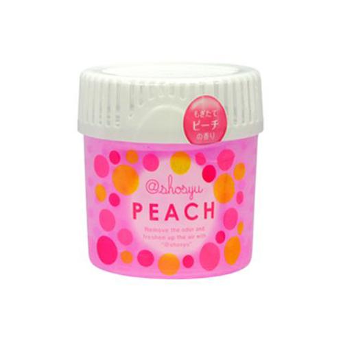 """Освежитель воздуха гелевый ,с ароматом персика, """"Shosyu"""" 150 гр. KOKUBO"""