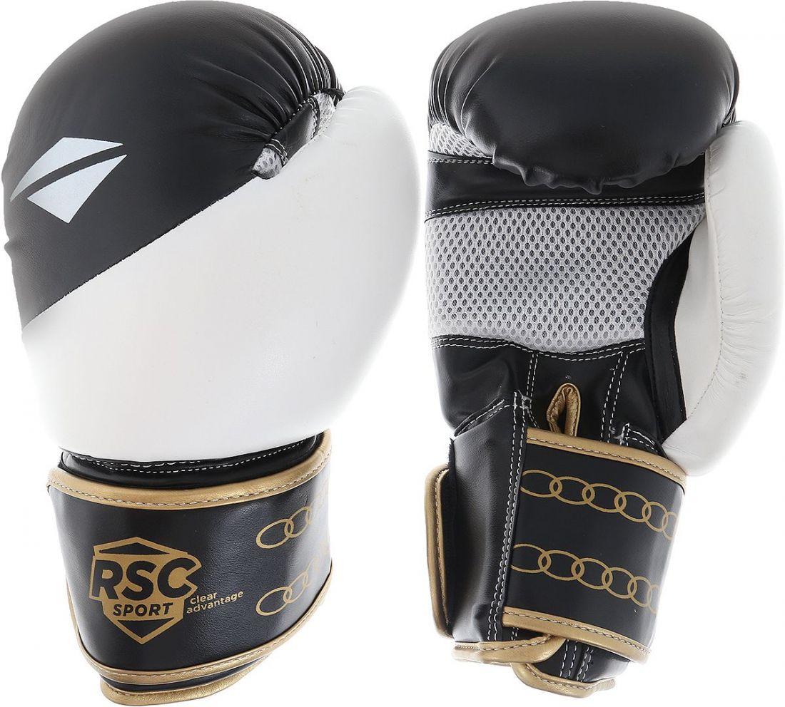 Перчатки боксерские RSC BF BX 012