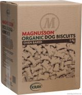 MAGNUSSON ORGANIC DOG BISCUITS 5 КГ (Печенье)