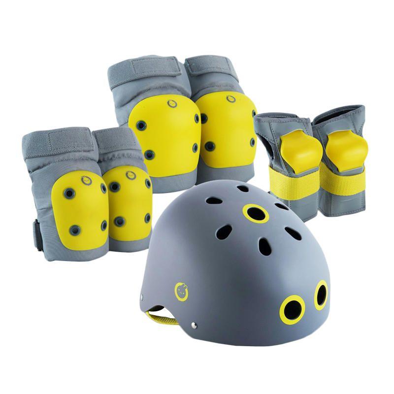 Комплект защиты для детей (Желтый + Серый)