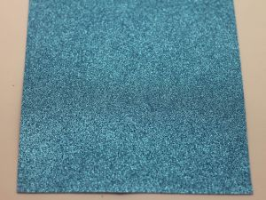 """`Фоамиран """"глиттерный"""" Китай, толщина 2 мм, размер 20x30 см, цвет № Ф017"""