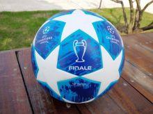 Мяч футбольный Finale 18, размер 4, Термосшивка