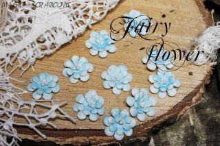 """Цветочки """"Шести цветик голубой"""""""