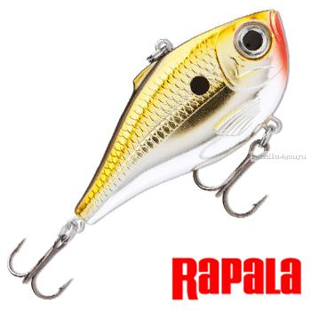 ВВоблер RapaIa Rippin Rap RPR07 70 мм / 24 гр / цвет: GCH