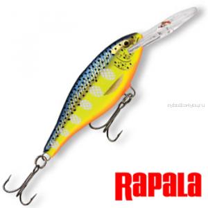 Воблер RapaIa Shad Rap SR09 90 мм / 15 гр / Заглубление: 2,4 - 4,5 м / цвет: HS
