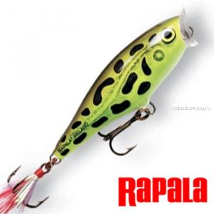 Воблер RapaIa Skitter Pop SP09 90 мм / 14 гр / цвет: LF