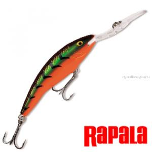 Воблер RapaIa Tail Dancer Deep TDD07 70 мм / 9 гр / Заглубление: 0 - 4,5 м / цвет: RDT