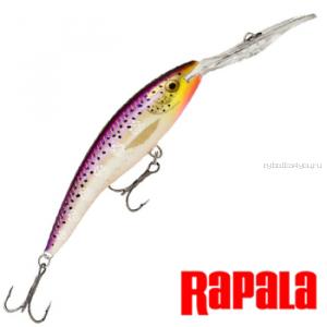 Воблер RapaIa Tail Dancer Deep TDD11 110 мм / 22 гр / Заглубление: 0 - 9 м / цвет: PD