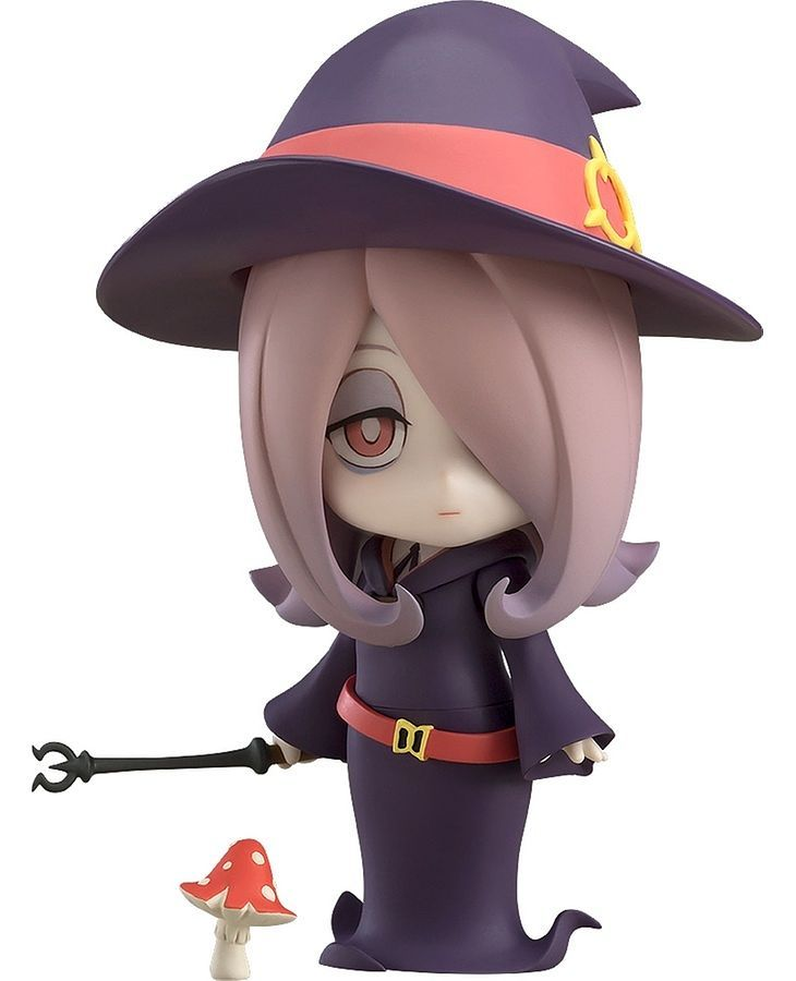 Little Witch Academia - Nendoroid Sucy Manbavaran