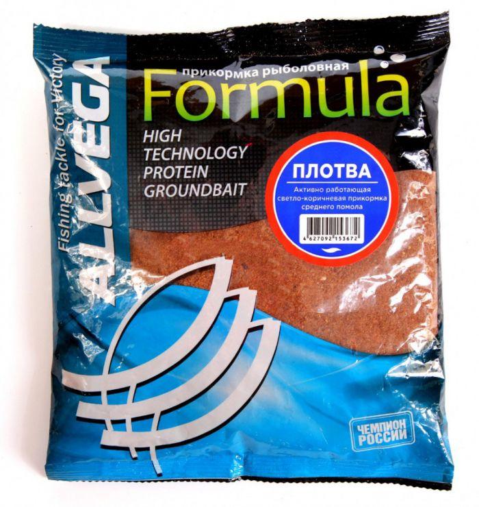 """Прикормка ALLVEGA """"Formula Gardon"""" 0,5 кг (ПЛОТВА)"""