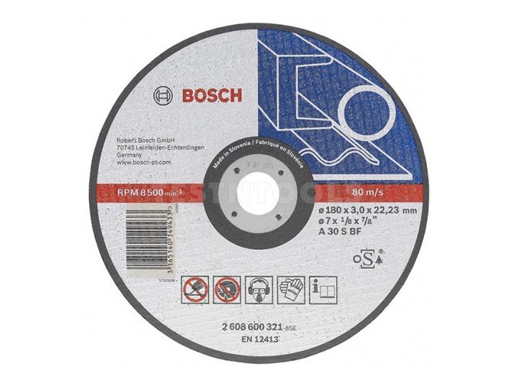Отрезной диск по металлу 230х2.5 Bosh Expert  2.608.600.225