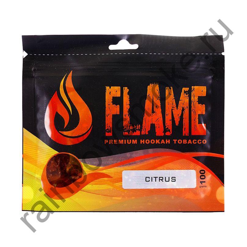 Flame 100 гр - Citrus (Цитрус)