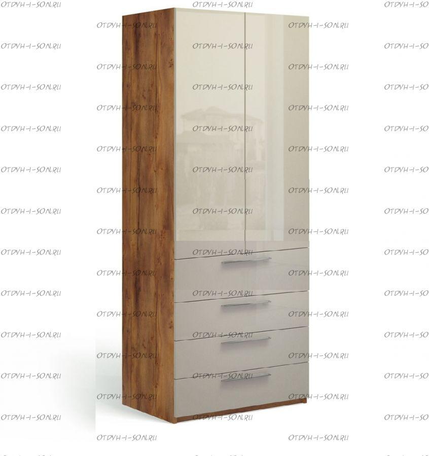 Шкаф двухдверный Рома 2.4 (80х52х200 или любые другие)