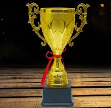 Кубок наградной Высота 17 см