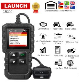 Автомобильный диагностический сканер Launch
