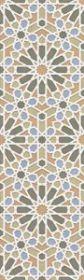 Плитка Aparici Alhambra Mexuar Green 29.8×100