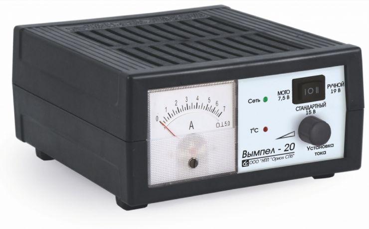 Зарядное устройство Вымпел-20 7А