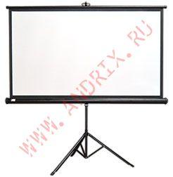 Экран на штативе Classic Solution Classic Crux 220x220 (1:1)