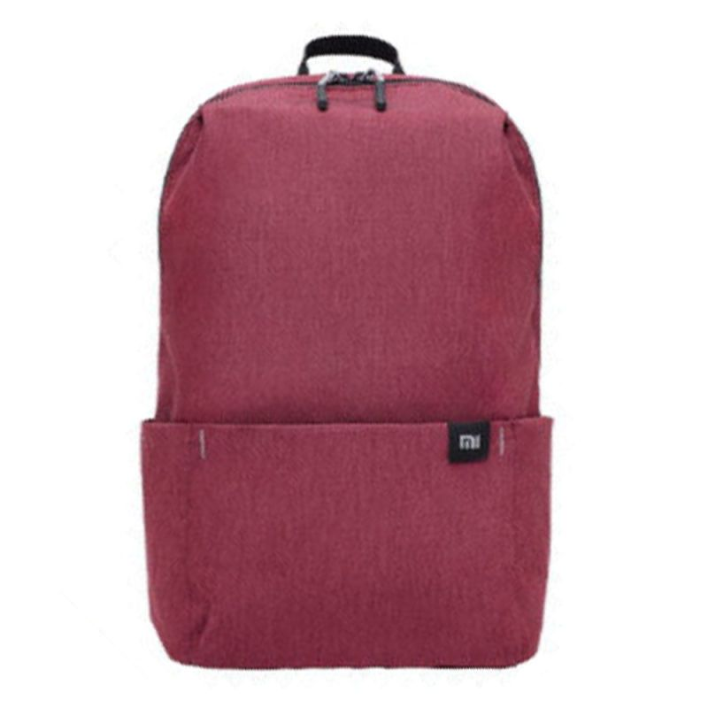 Рюкзак Xiaomi Mi Colorful Mini 10 Backpack (Dark red /Бордовый)