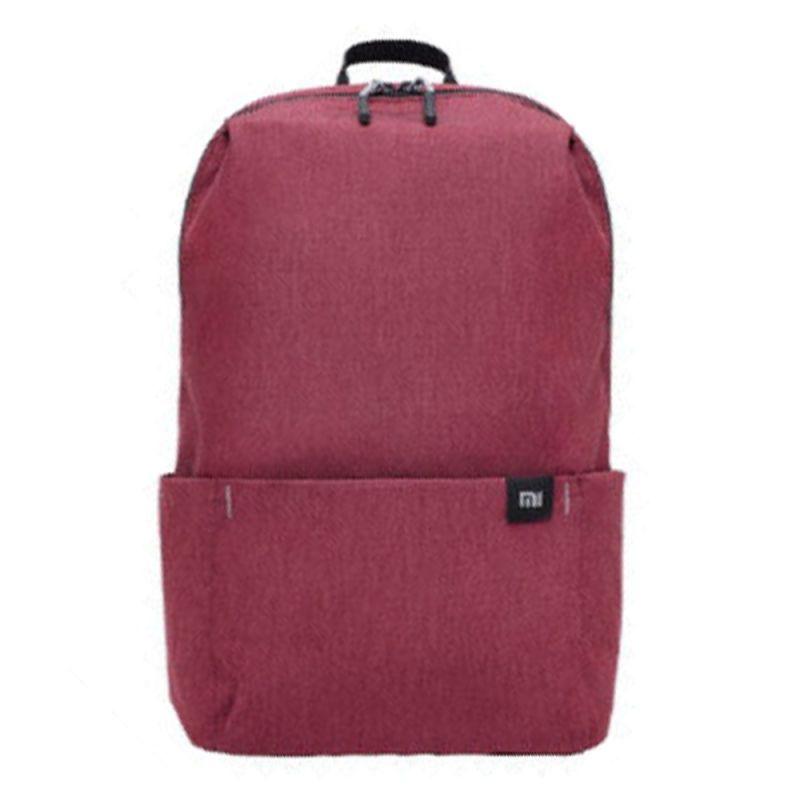 Рюкзак Xiaomi RunMi 90GOFUN Bright Little Backpack (Бордовый)