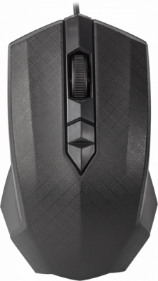 НОВИНКА. Проводная оптическая мышь Guide MB-751 черный,3 кнопки,1000 dpi