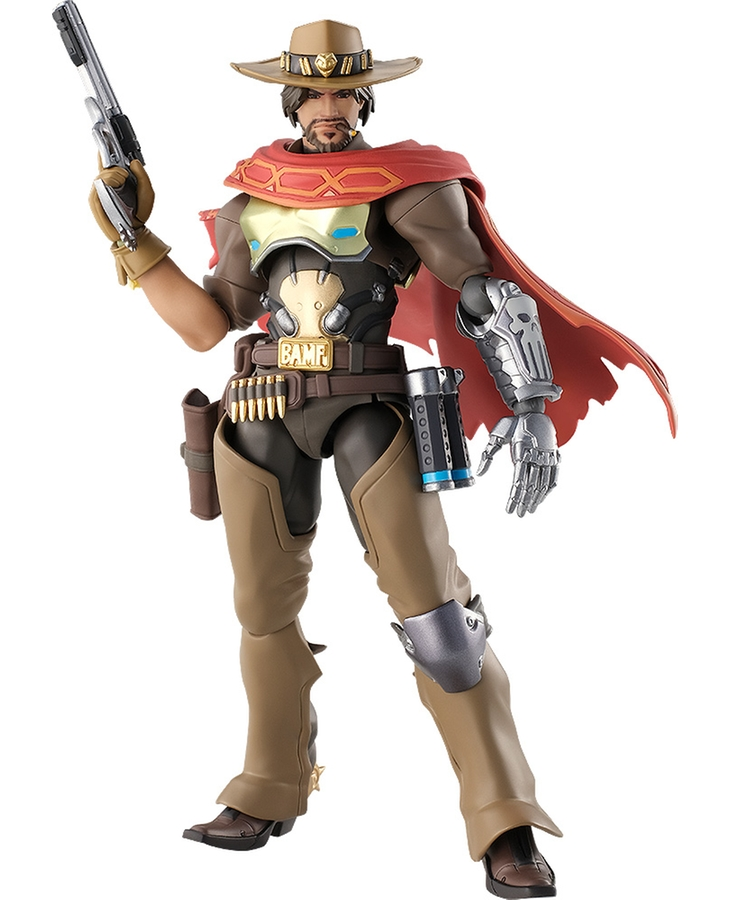 Overwatch - Figma McCree