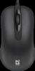 Проводная оптическая мышь Classic MB-230 3кнопки,1000dpi,черный