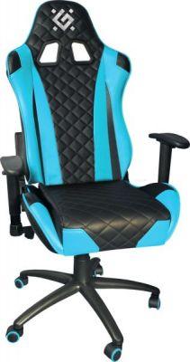 Игровое кресло Dominator CM-362 Голубой, класс 4, 50мм