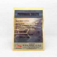 PROVINOBOL (ПРОВИРОН). BRITISH DISPENSARY. 30 таб. по 25 мг.