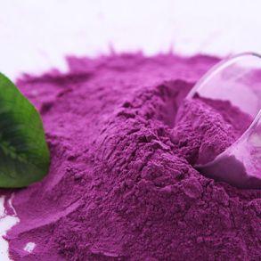 Матча фиолетовая 25гр. (Фиолетовый краситель батат)
