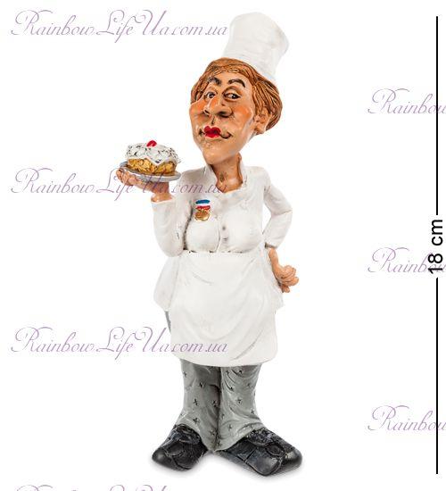 """Фигурка женщина шеф - повар """"W.Stratford"""""""
